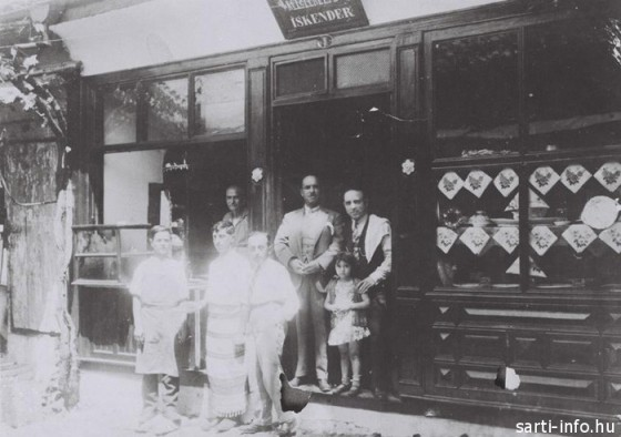 Iskenderio tėvo Mehmeto restoranas