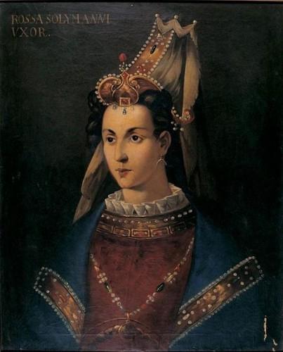 Sultonai vengdavo santuokos. Tačiau štai Roxelana - Hürrem - privertė Suleimaną Didijį ją teisėtai vesti