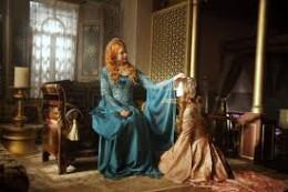 Hürrem auklėja Mihrimah. Įspūdinga dukra liko motinos šešėlyje
